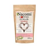 Scrub de cafea cu căpșune - Nacomi