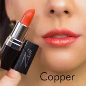 Ruj organic cu ulei de trandafiri, Copper