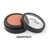 Fard organic de obraz din petale de flori, Grapefruit - Zuii Organic