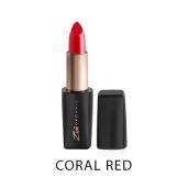 Ruj organic cu ulei de trandafiri, Coral Red Lux