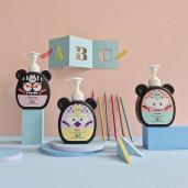 Săpun natural de mâini, pentru copii, cu mentă și cocos - YOPE