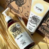 Șampon natural cu lapte de ovăz - YOPE