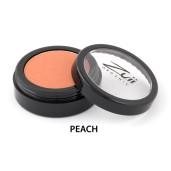 Fard organic de obraz din petale de flori, Peach - Zuii Organic