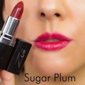 Ruj organic cu ulei de trandafiri, Sugar Plum