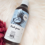 Șampon natural de iarbă proaspătă - YOPE