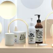 Lumânare parfumată, cu vanilie - YOPE
